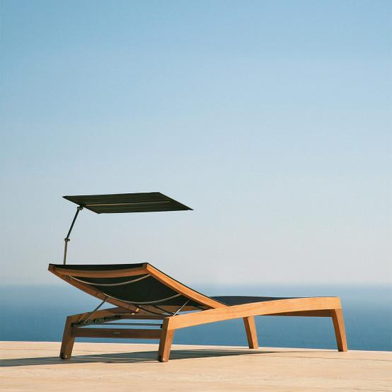 Lounger Sun Shade