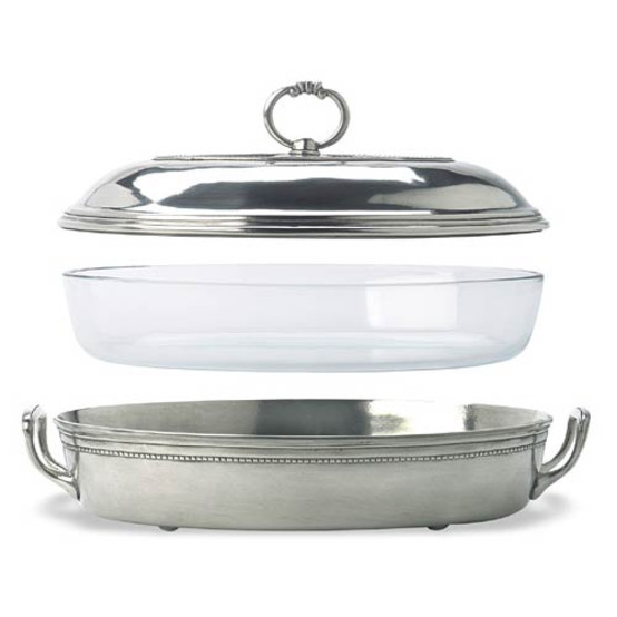 Toscana Pyrex Casserole Dish With Lid, Small