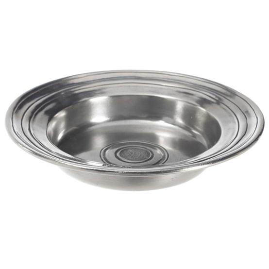 Round Incised Bowl