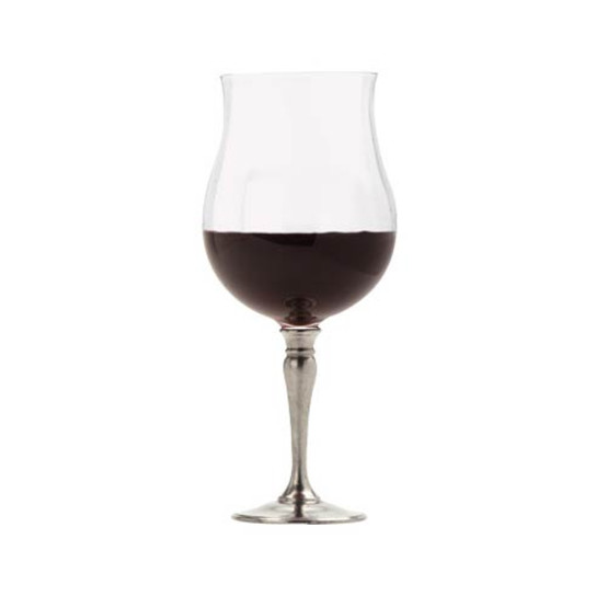 Tulip Red Wine Glass, Crystal