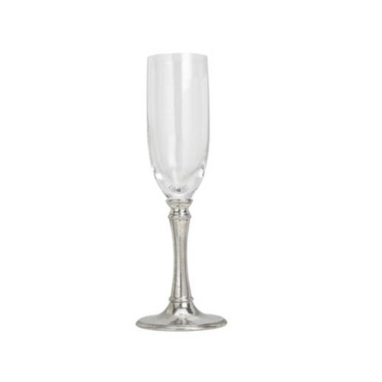 Tosca Champagne Glass, Crystal