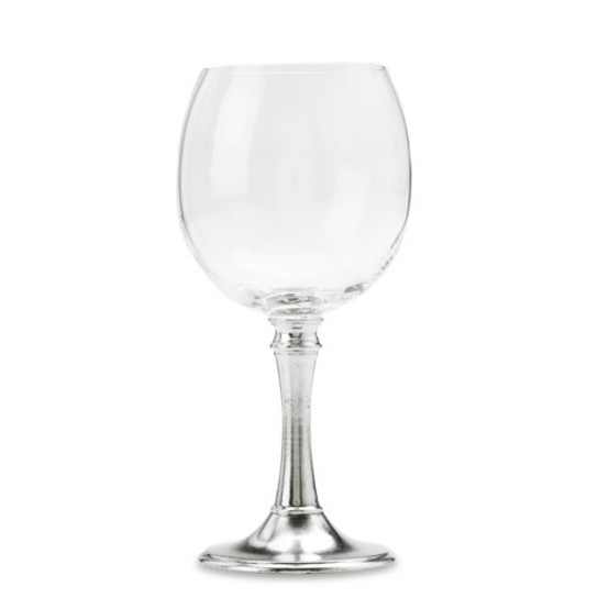Crystal Small Balloon Wine Glass