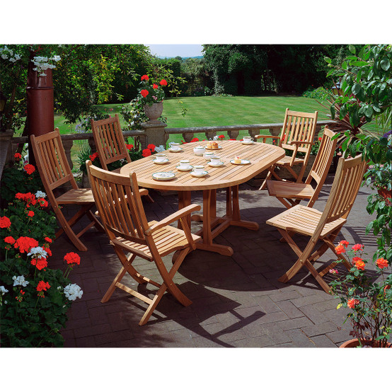 Stirling Extending Table