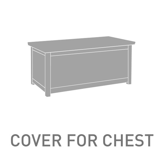 Large Storage Chest Cover