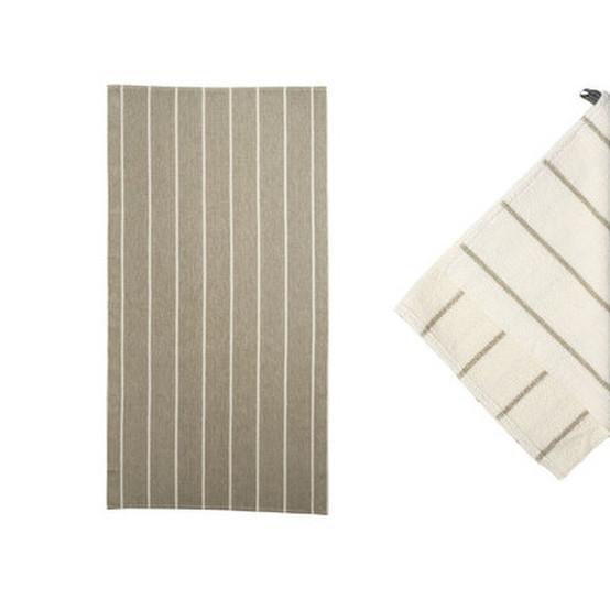 Liituraita Linen Bath Towel
