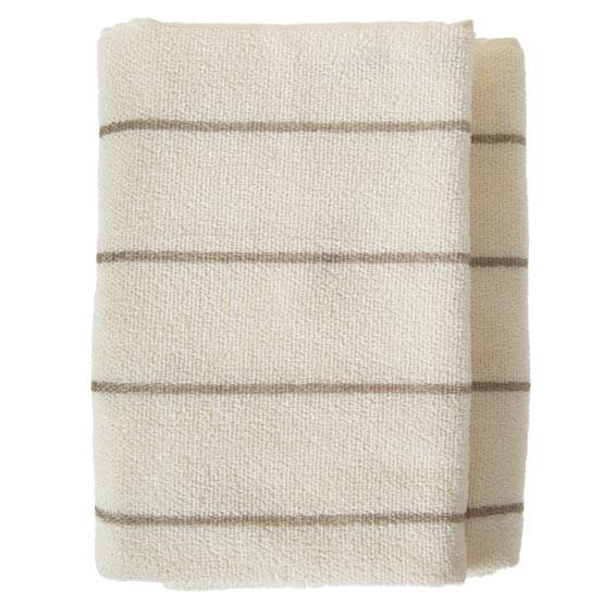 Liituraita Linen Bath Sheet
