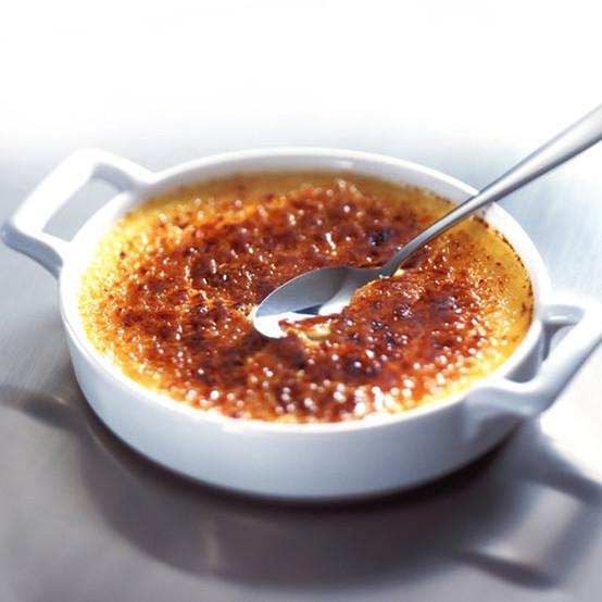 Belle Cuisine Oval Creme Brulee Dish