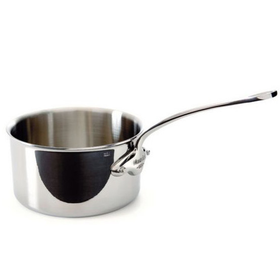 MCook Stainless Steel Saucepan, stainless steel handle