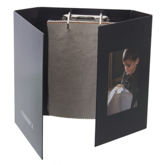 Corsica Swatch Book