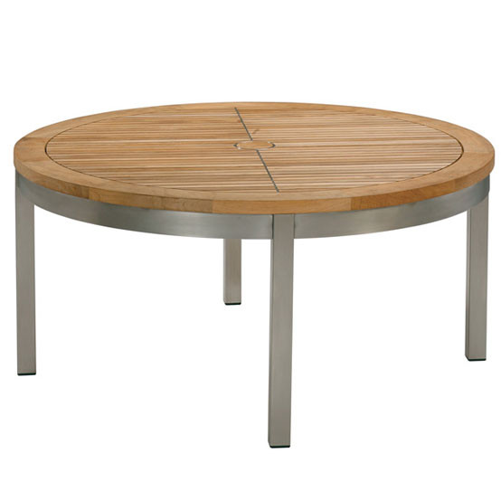 Equinox Circular Conversational Table