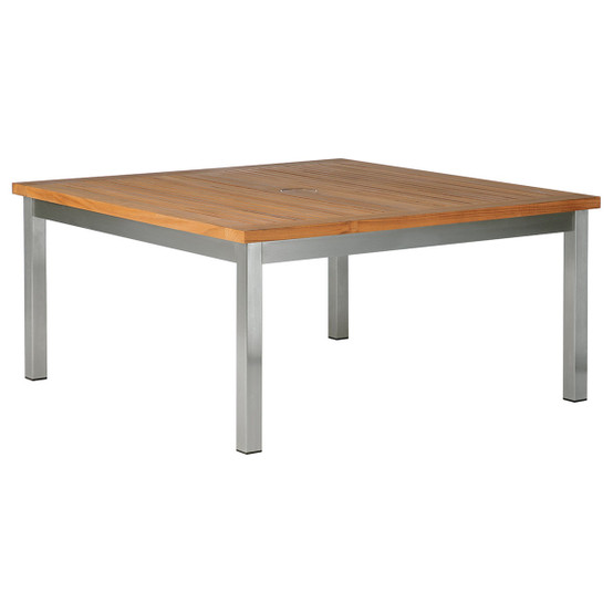Equinox Square Coversation Table 39 Inch
