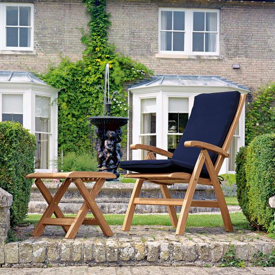 Cushion Set for Ascot High Back Recliner Chair