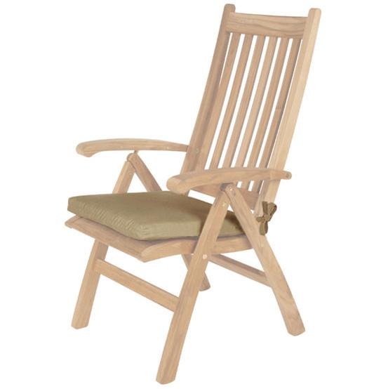 Cushion for Ascot High Back Chair Seat