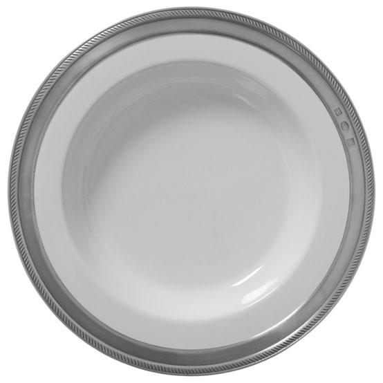 Luisa Soup/Pasta Plate