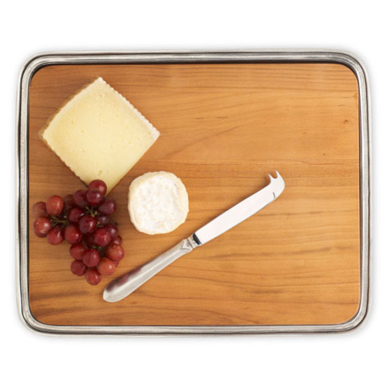 Match Pewter Cheese Tray with Insert