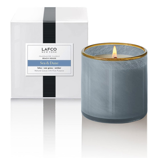 15.5 oz Sea and Dune Signature Candle