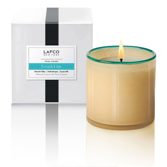 15.5 oz French Lilac Signature Candle