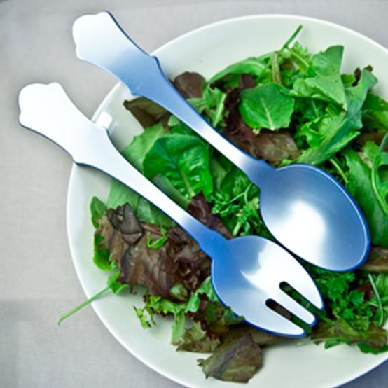 Old Fashioned Salad Set
