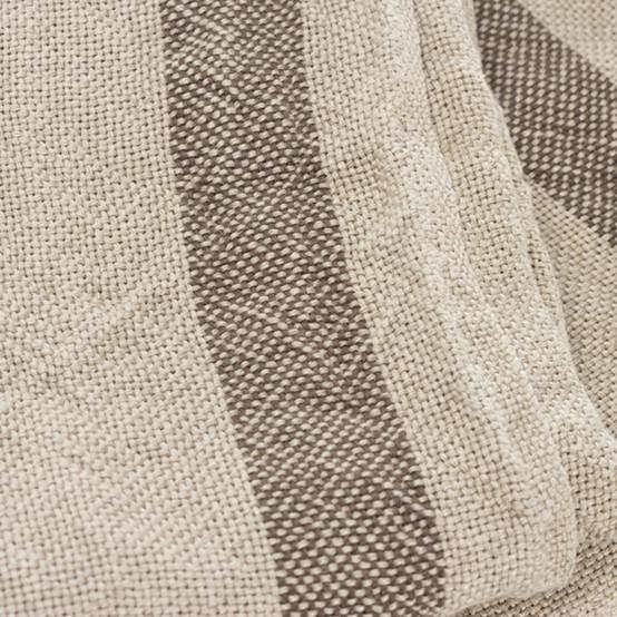 Linen Border Stripe Day Blanket