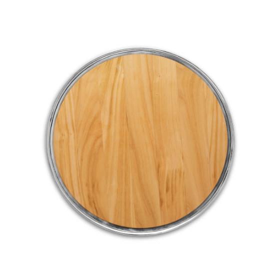 Round Cheese Tray, Wood Insert