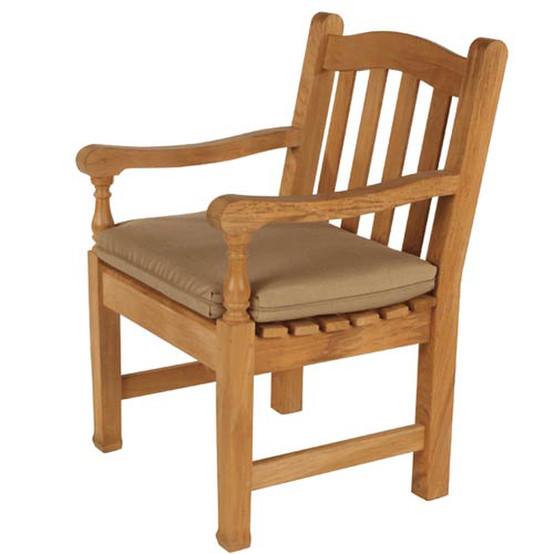 Waveney Teak Armchair