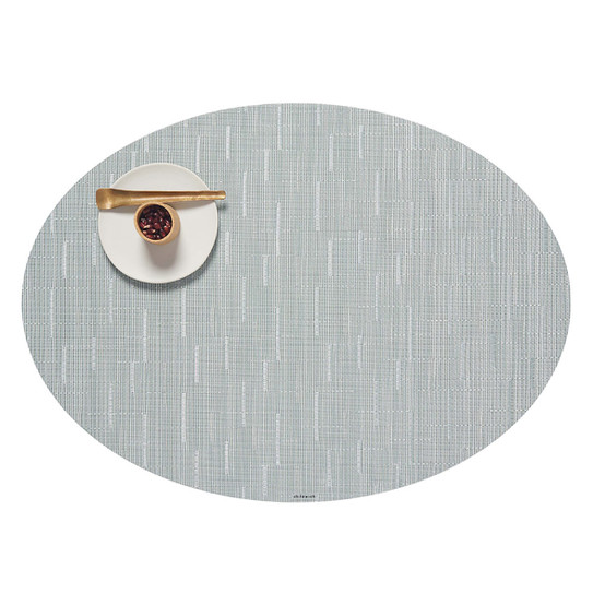 Bamboo Oval Placemat