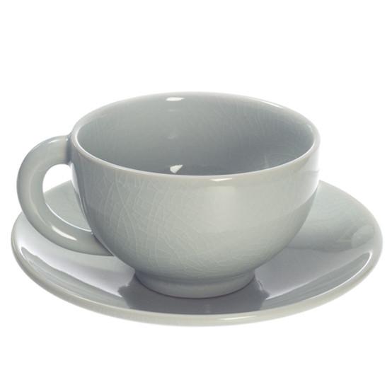 Poeme Tea Cup & Saucer