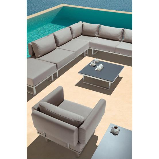 Mercury Deep Seating Armchair