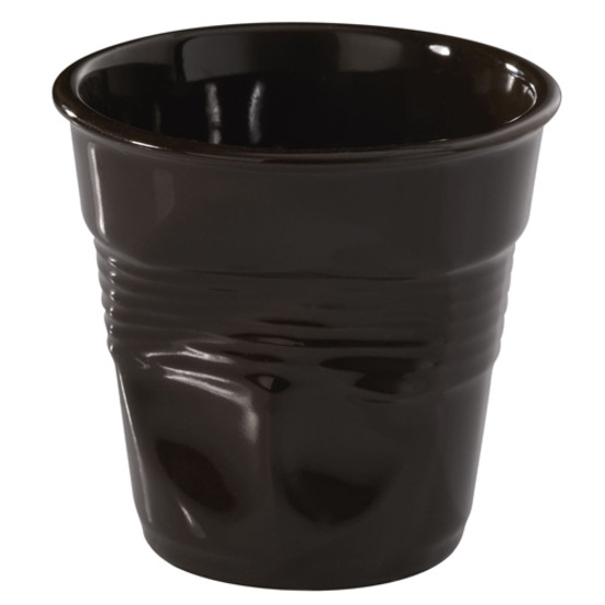 Recycled Cappuccino Crumpled Tumbler