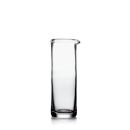 Ascutney Straight Glass Cocktail Pitcher