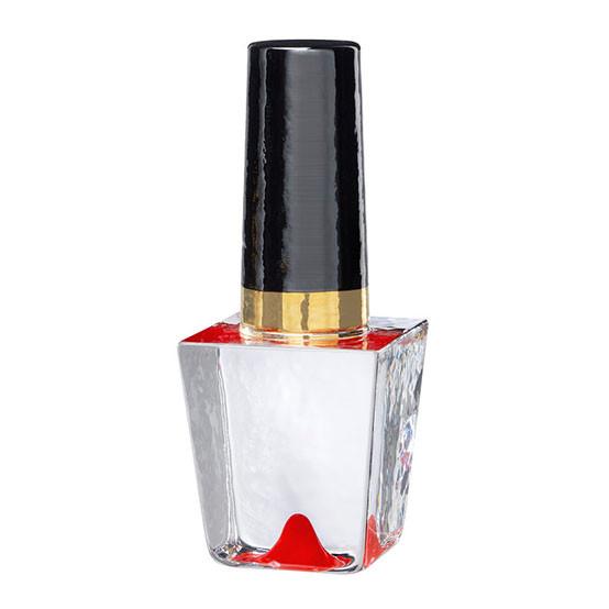 """""""Makeup"""" Nail Polish - Red"""