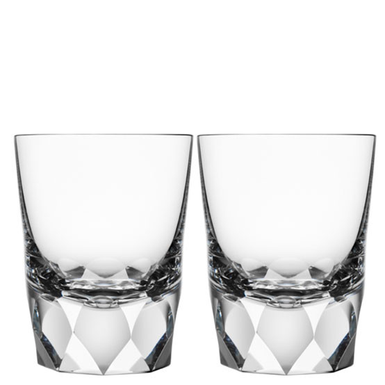Carat Old Fashioned Glass Pair