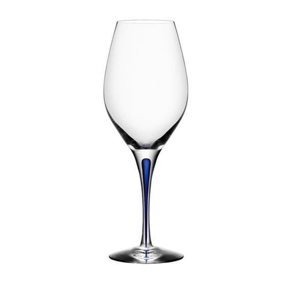 Intermezzo Blue Wine Glass