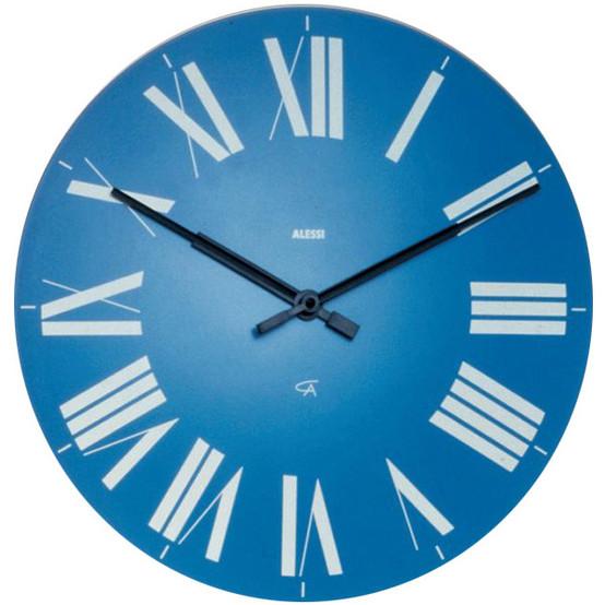 Firenze Wall Clock in Blue