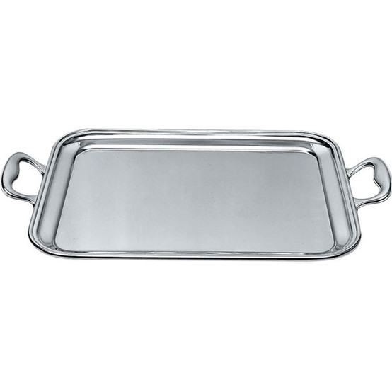 Rectangular Tray With Handles Small