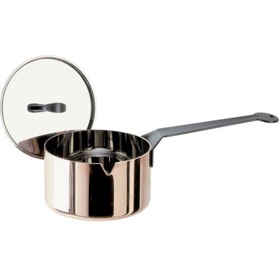 La Cintura di Orione Small Saucepan in Copper