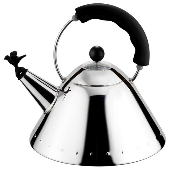 Signature Kettle By Michael Graves with Black Handle