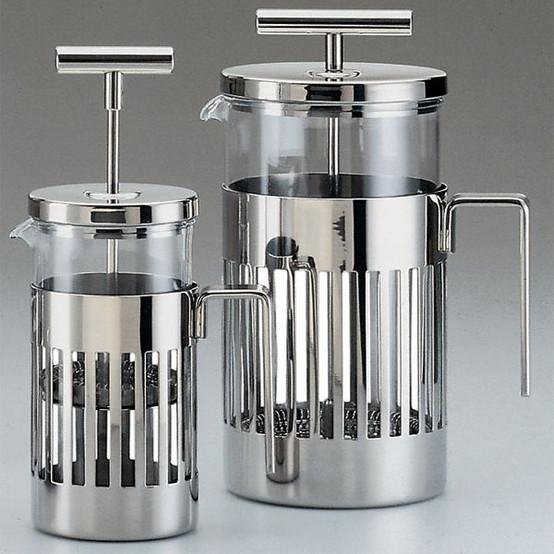 Press Filter Coffee Maker