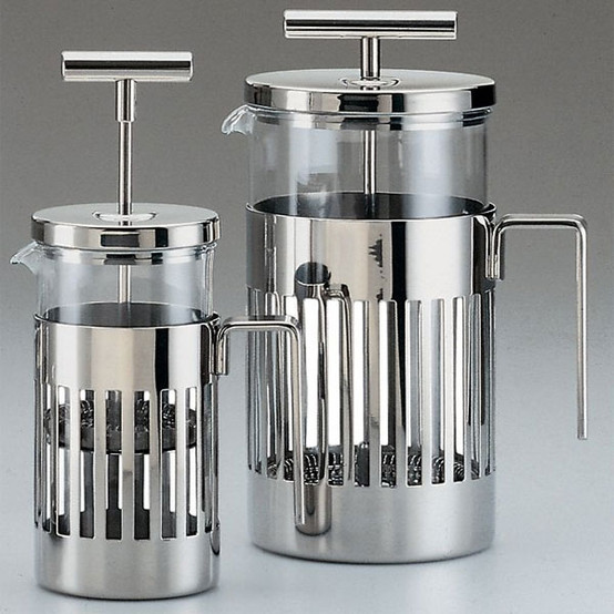 Press Filter Coffee Maker Large