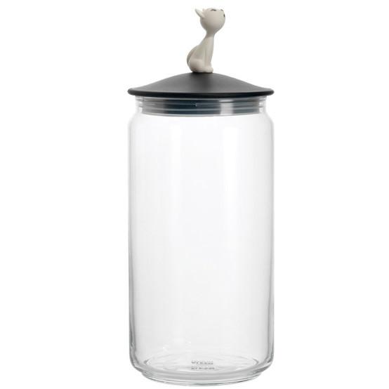Mio Jar Container in Black