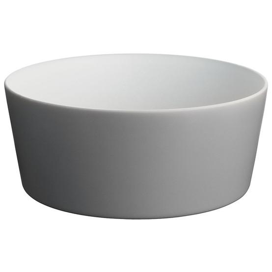 Tonale Salad Bowl in Dark Grey