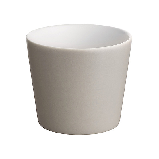 Tonale Cup in Light Grey