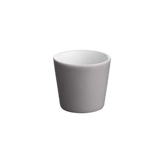 Tonale Espresso Cup in Dark Grey