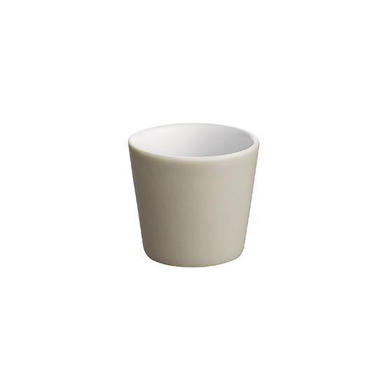 Tonale Espresso Cup in Light Grey