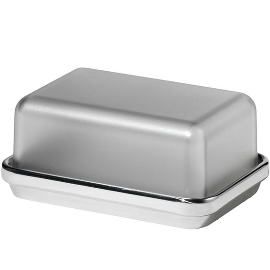 Butter Dish in Grey