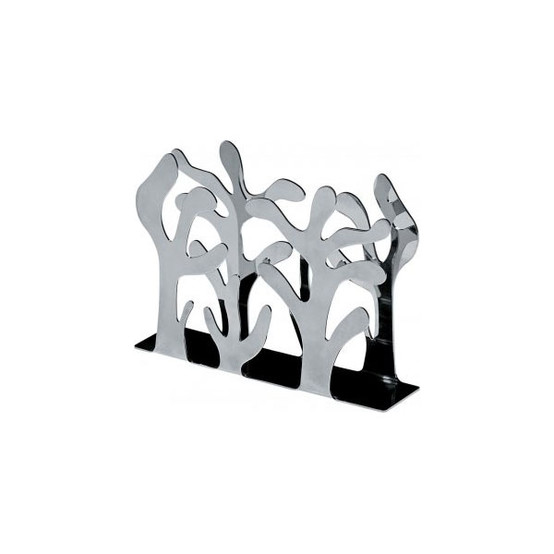 Mediterraneo Paper Napkin Holder in Stainless