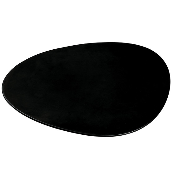 Colombina Placemat in Black