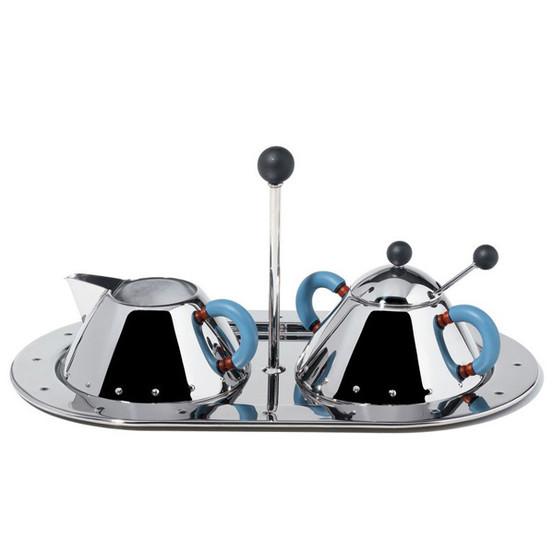 Oval Tray with Knob