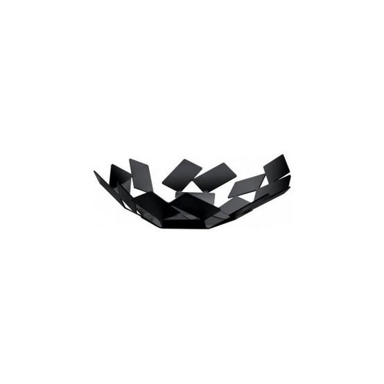 La Stanza Dello Scirocco Basket in Black