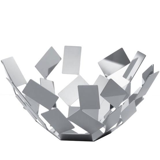 La Stanza Dello Scirocco Fruit Holder in Silver